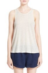Women's Soft Joie 'Kaira' Linen And Modal Knit Tank