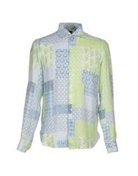 Mosaique Shirts Acid Green