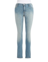Dkny Ave B Jeans Icy Brook Blue
