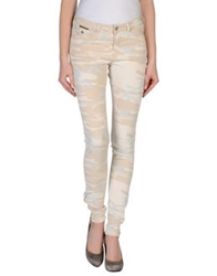 Maison Scotch Denim Pants Sand