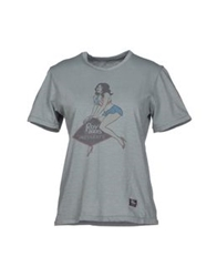 Roy Rogers Roy Roger's T Shirts Grey