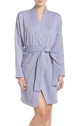 Uggr Women's Ugg 'Braelyn' Fleece Robe Electric Purple Heather