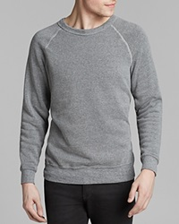 Alternative Apparel Alternative The Champ Fleece Crewneck Sweatshirt Eco Grey