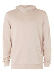 Topman Washed Pink Classic Fit Hoodie