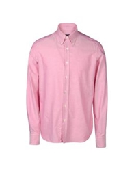 Lorenzini Long Sleeve Shirts Pink