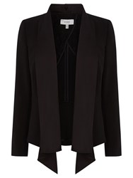 Coast Myalee Draped Jacket Black