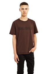 Yang Li Dreamer T Shirt Brown