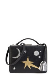 Mark Cross Grace Small Galaxy Leather Box Bag Black