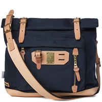 Master Piece Roll Top Surpass Tote Navy