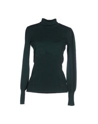 Pepe Jeans Knitwear Turtlenecks Women Green