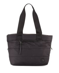 French Connection Gia Nylon Tote Bag Black