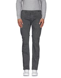 Macchia J Trousers Casual Trousers Men Grey