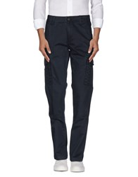 Marville Trousers Casual Trousers Men Dark Blue