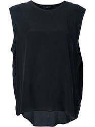 Neuw 'Alice' Top Black