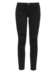 Current Elliott The Stiletto Low Rise Skinny Jeans