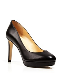 Ivanka Trump Platform Pumps High Heel