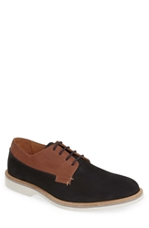 1901 'Buckley' Buck Shoe Men Navy Brown