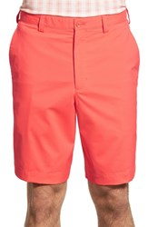 Men's Cutter And Buck 'Adirondack' Drytec Flat Front Stretch Golf Shorts