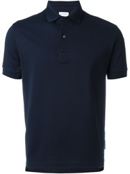 Ballantyne Classic Polo Shirt Blue