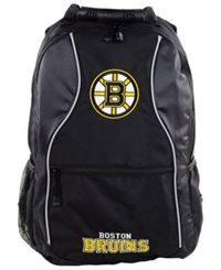 Concept One Boston Bruins Phenom Backpack Black