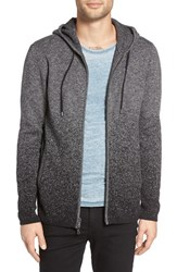 John Varvatos Men's Star Usa Zip Hoodie