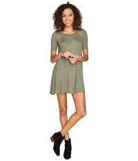 Billabong Lost Heart Dress Seagrass Women's Dress Green