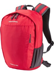 Craghoppers Kiwi Pro 15L Backpack Red