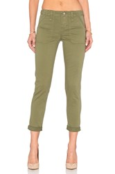 Sanctuary Relaxed Traveler Pant Army