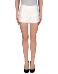 Lez A Lez Shorts White