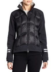 Canada Goose Hybridge Down Jacket Black