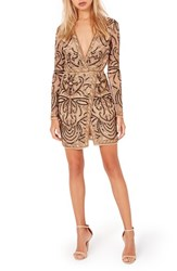 Missguided Women's Embellished Minidress