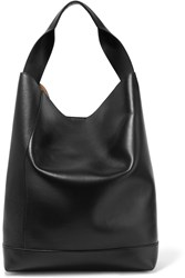 Marni Pod Leather Tote Black