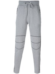 Philipp Plein 'Come To Daddy' Track Pants Grey
