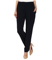 Catherine Malandrino Harold Pants Navy Women's Casual Pants
