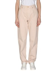 Kenzo Jeans Trousers Casual Trousers Women Light Pink