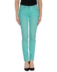 Naf Naf Denim Pants Green