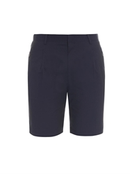 Wooyoungmi Tailored Cotton Blend Shorts