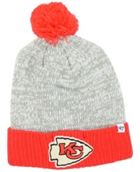 '47 Brand Kansas City Chiefs Coverage Knit Hat