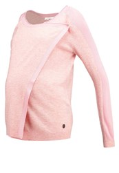 Noppies Hailey Cardigan Blush Mottled Rose