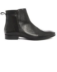 Menlook Label Tiki Black Boots