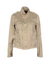 Roy Rogers Roy Roger's Jackets Beige