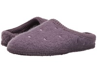 Haflinger Sasha Lilac Women's Slippers Purple