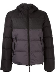 Duvetica 'Cadell' Padded Jacket Black