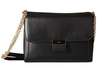 Lauren Ralph Lauren Lynwood Jude Shoulder Bag Black Shoulder Handbags