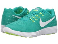 Nike Lunartempo 2 Clear Jade White Hyper Jade Volt Women's Running Shoes Blue