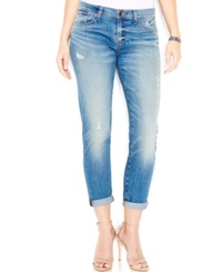 Lucky Brand Sienna Cigarette Skinny Jeans Tomales Bay Wash