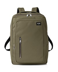Jack Spade Cargo Backpack Light Green