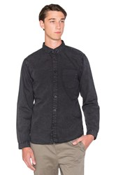 Globe Goodstock Vintage Button Down Charcoal