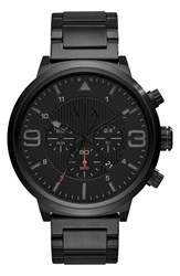 Men's Ax Armani Exchange Chronograph Bracelet Watch 49Mm