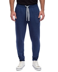 2Xist Terry Cotton Blend Sweatpants Blue